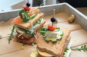 Gluten- en lactosevrij brood