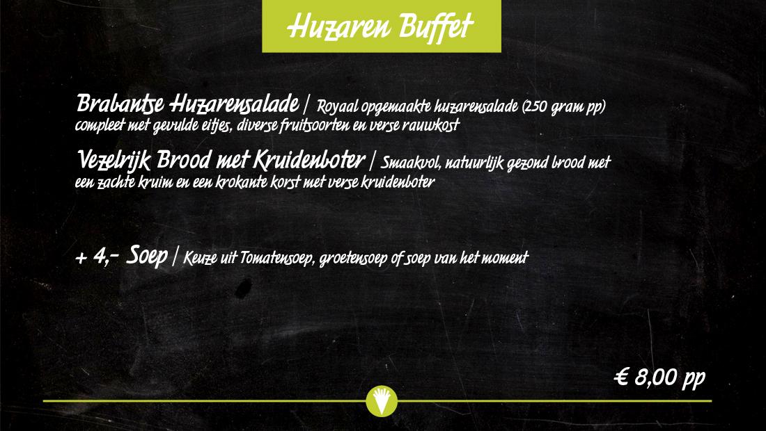 Huzaren buffet